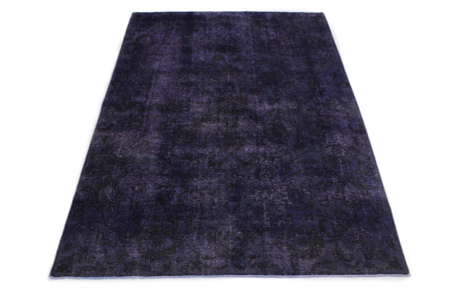 Vintage Teppich Lila in 300x200cm (1 / 5)