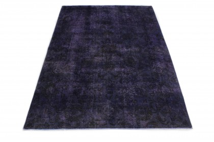 Vintage Teppich Lila in 300x200cm