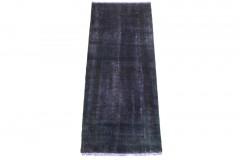 Vintage Teppich Läufer Lila in 170x70cm