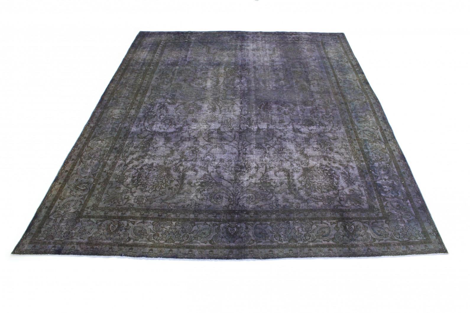 Vintage Teppich Lila Schlamm in 460x350cm (1 / 5)