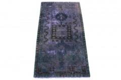 Vintage Teppich Lila in 200x100cm