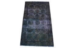 Vintage Teppich Lila in 200x110cm