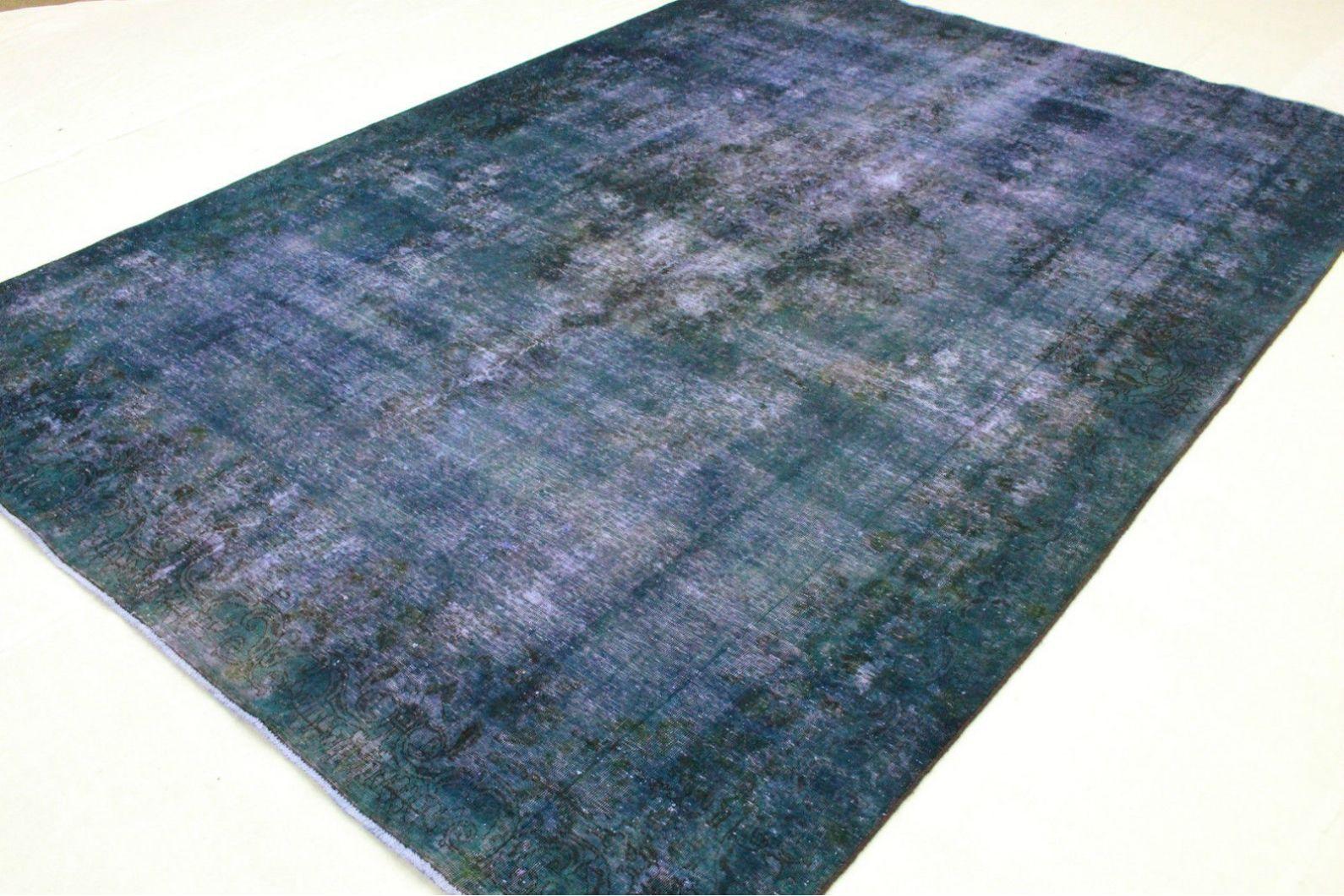 vintage teppich lila blau in 400x280cm 1001 3295 bei kaufen. Black Bedroom Furniture Sets. Home Design Ideas