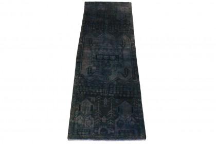 Vintage Teppich Lila in 240x80cm 1001-3296