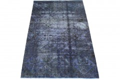 Vintage Rug Purple in 260x170cm