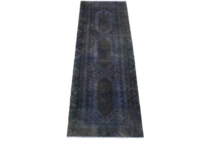 Vintage Teppich Lila in 280x90cm 1001-3299