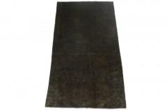 Vintage Teppich Schwarz in 200x100cm