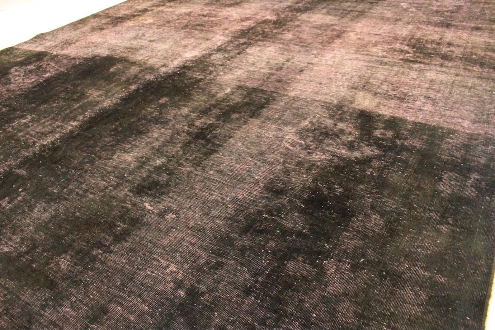 vintage teppich schwarz rosa in 450x310cm 1001 3318 bei kaufen. Black Bedroom Furniture Sets. Home Design Ideas