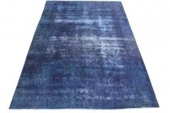 Vintage Teppich Lila Blau in 370x250cm
