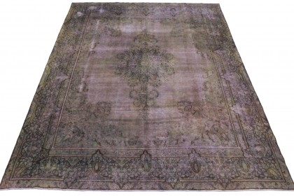 Vintage Rug Purple in 380x280cm