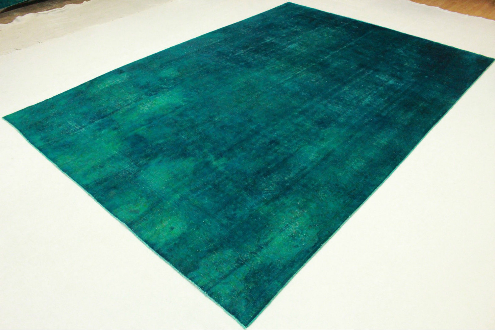vintage teppich blau t rkis in 410x280cm 1001 3351 bei. Black Bedroom Furniture Sets. Home Design Ideas