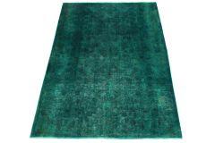 Vintage Teppich Türkis in 250x170cm