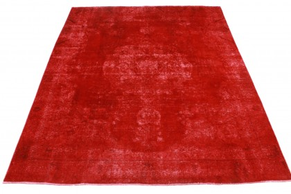 Vintage Teppich Rot in 360x290cm