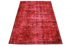 Vintage Rug Red in 310x210cm
