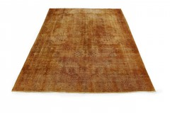 Vintage Rug Orange in 370x280cm