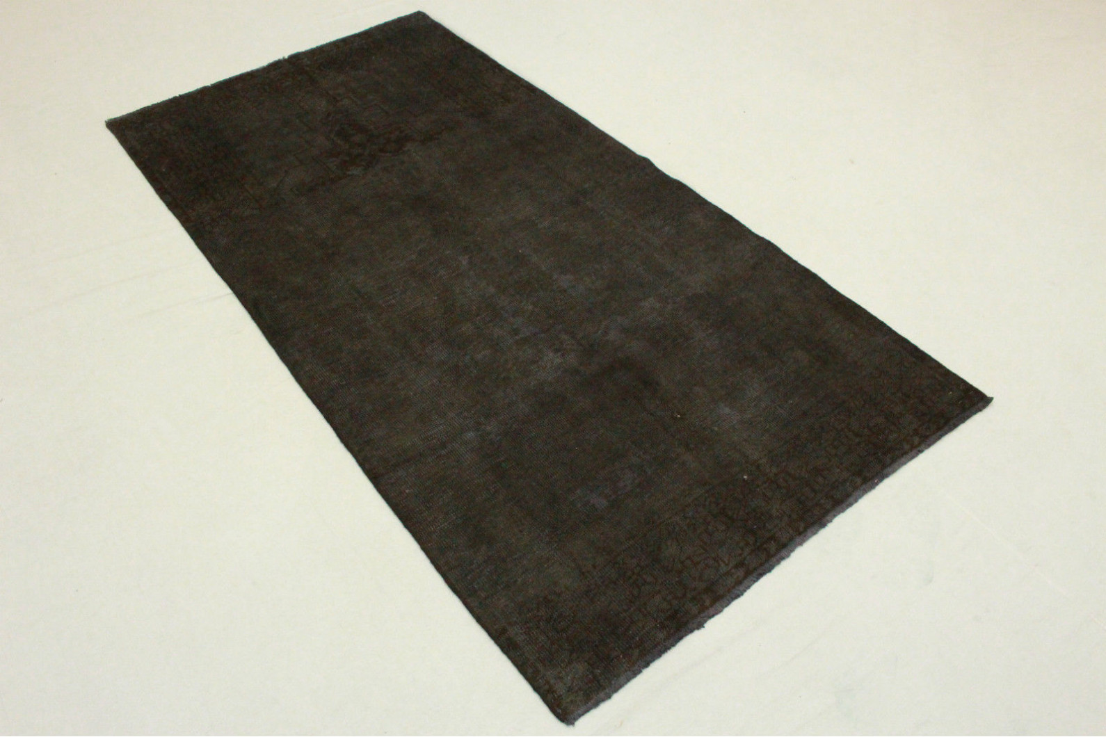 vintage teppich schwarz grau in 240x120cm 1001 3439 bei. Black Bedroom Furniture Sets. Home Design Ideas