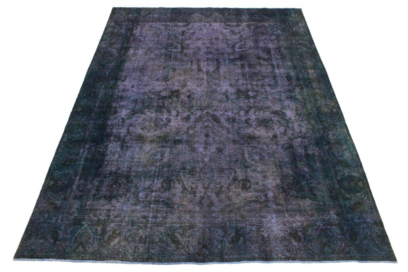 Vintage Teppich Lila in 370x280cm (1 / 11)