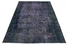 Vintage Teppich Lila in 370x280cm