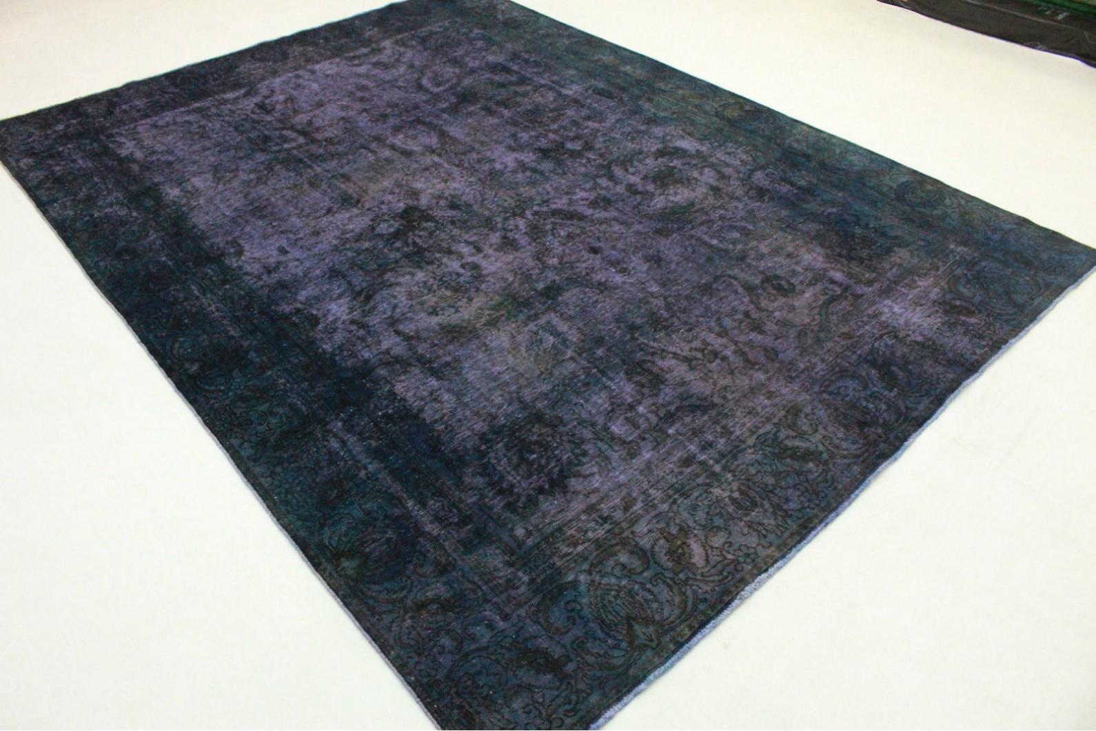 vintage teppich lila in 370x280cm 1001 3440 bei kaufen. Black Bedroom Furniture Sets. Home Design Ideas