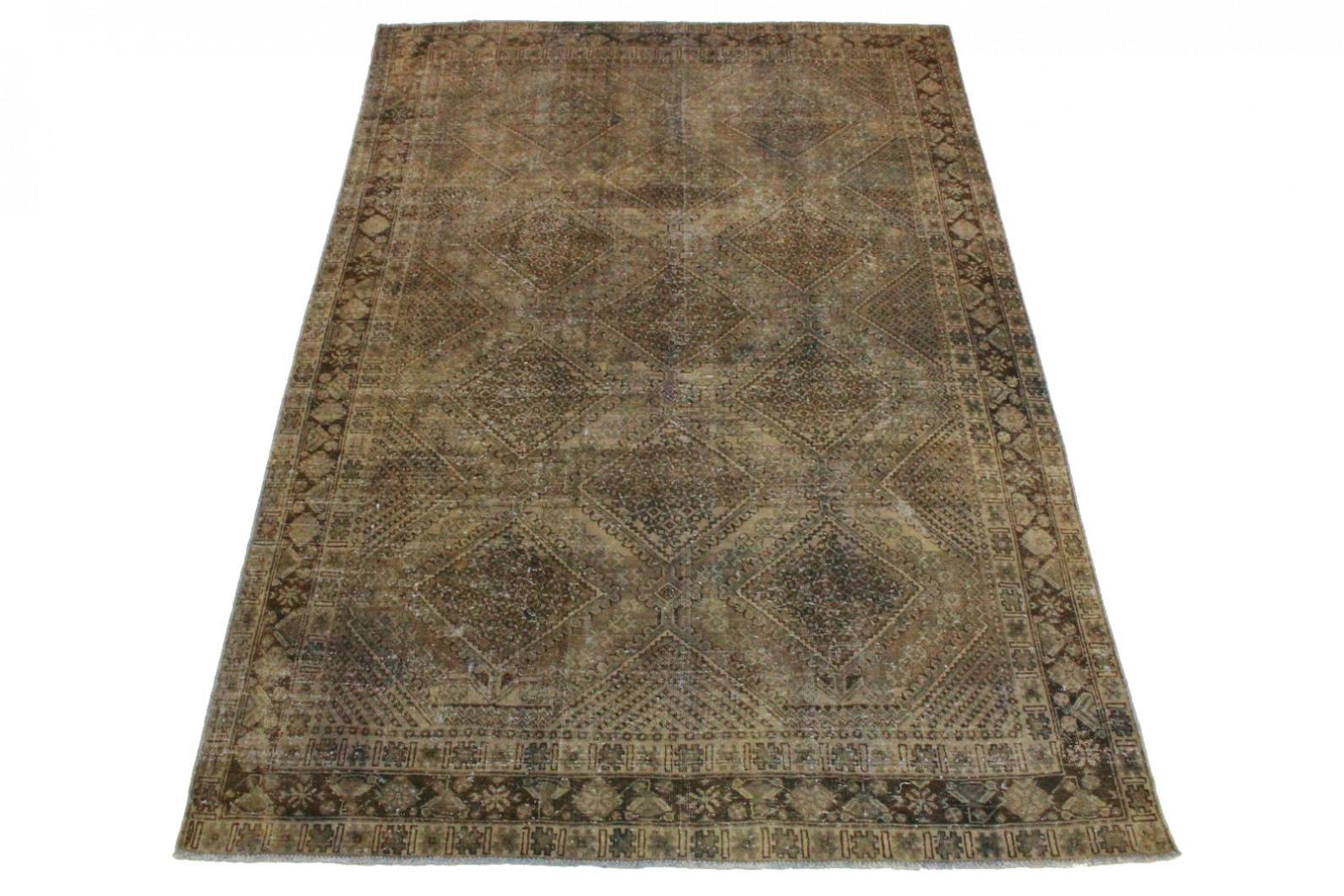 Vintage Teppich Schlamm in 320x220cm (1 / 5)