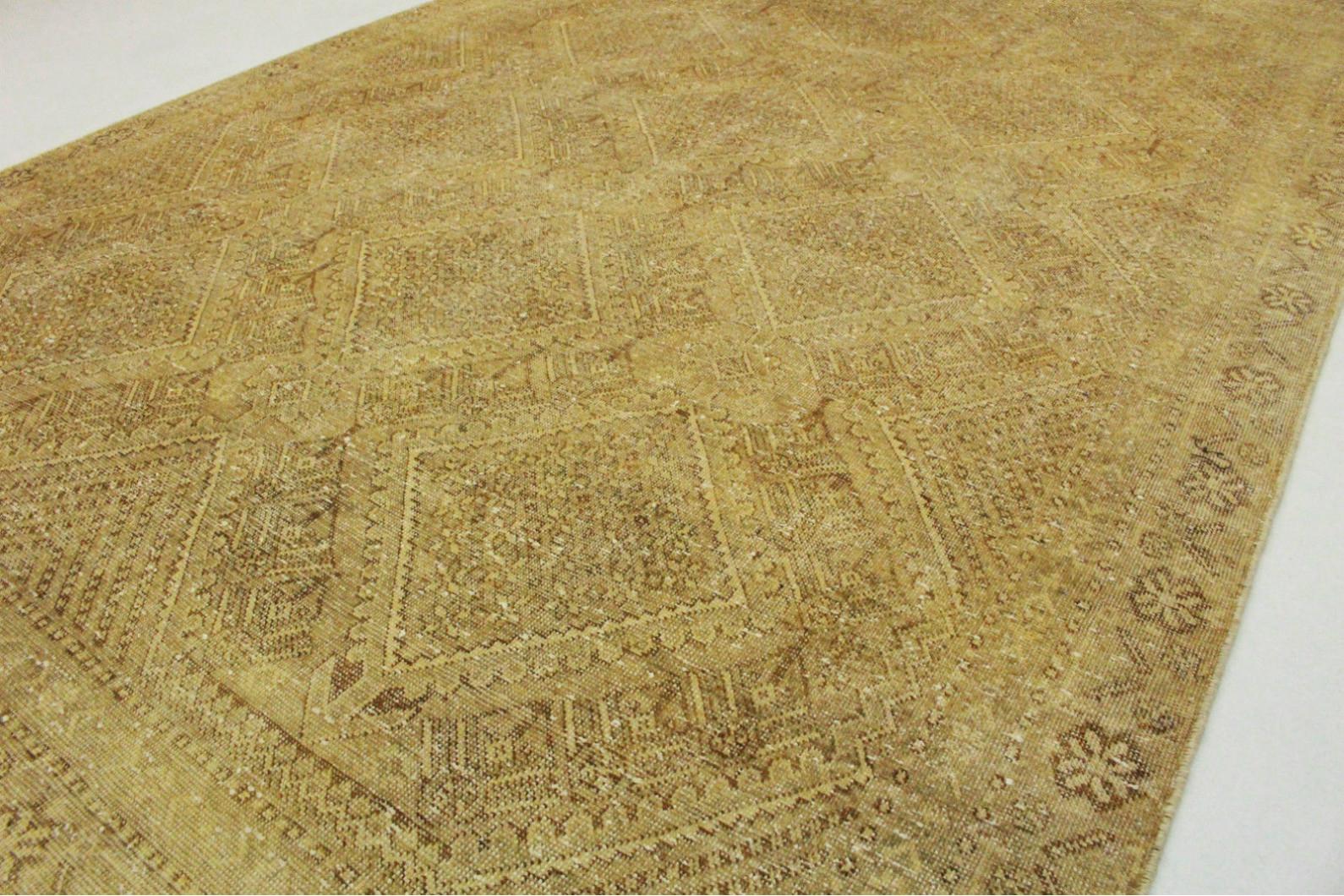 vintage teppich braun in 320x210cm 1001 3485 bei kaufen. Black Bedroom Furniture Sets. Home Design Ideas