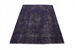 Vintage Teppich Lila Blau in 320x230