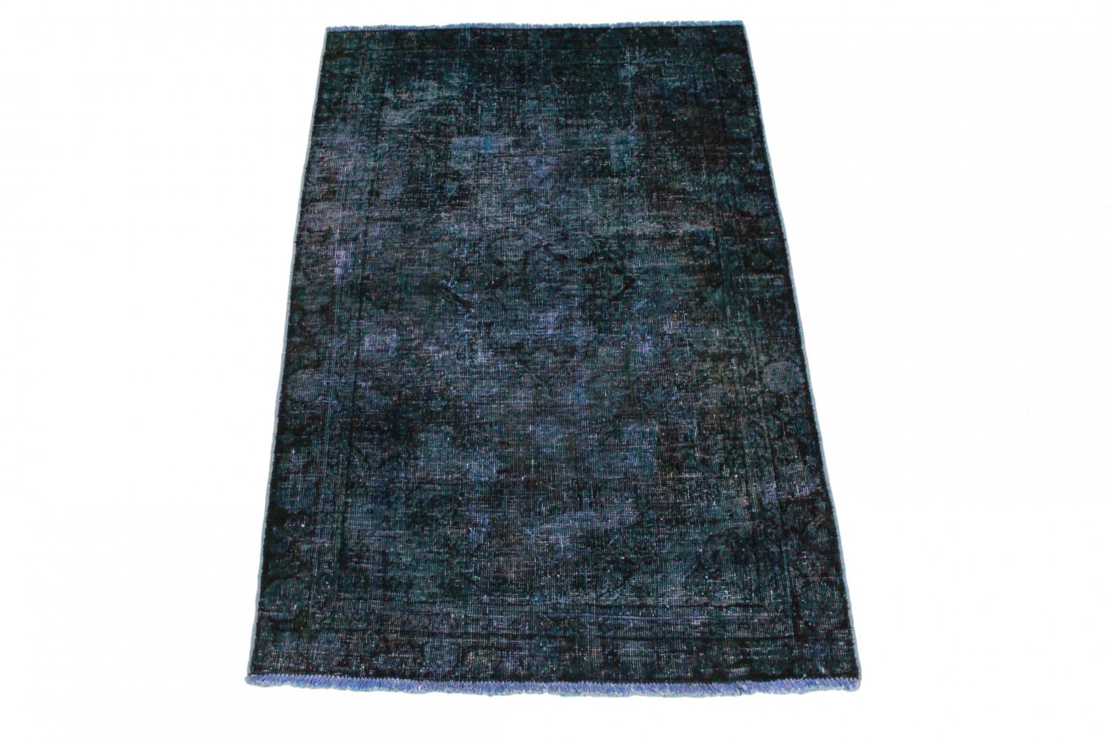 vintage teppich blau t rkis in 190x120 1001 3498 bei. Black Bedroom Furniture Sets. Home Design Ideas