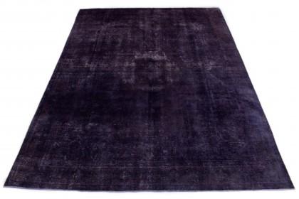 Vintage Teppich Lila in 390x290