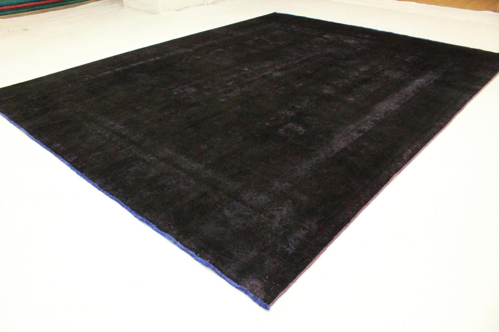 vintage teppich lila in 380x290 1001 3506 bei kaufen. Black Bedroom Furniture Sets. Home Design Ideas