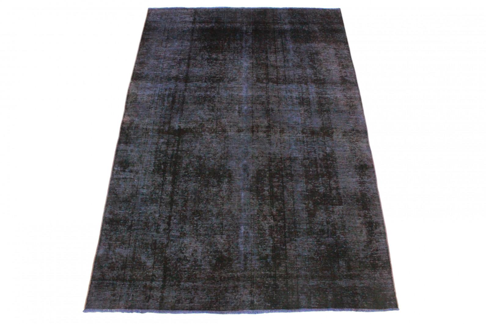 Vintage Teppich Blau Lila in 270x190 (1 / 4)