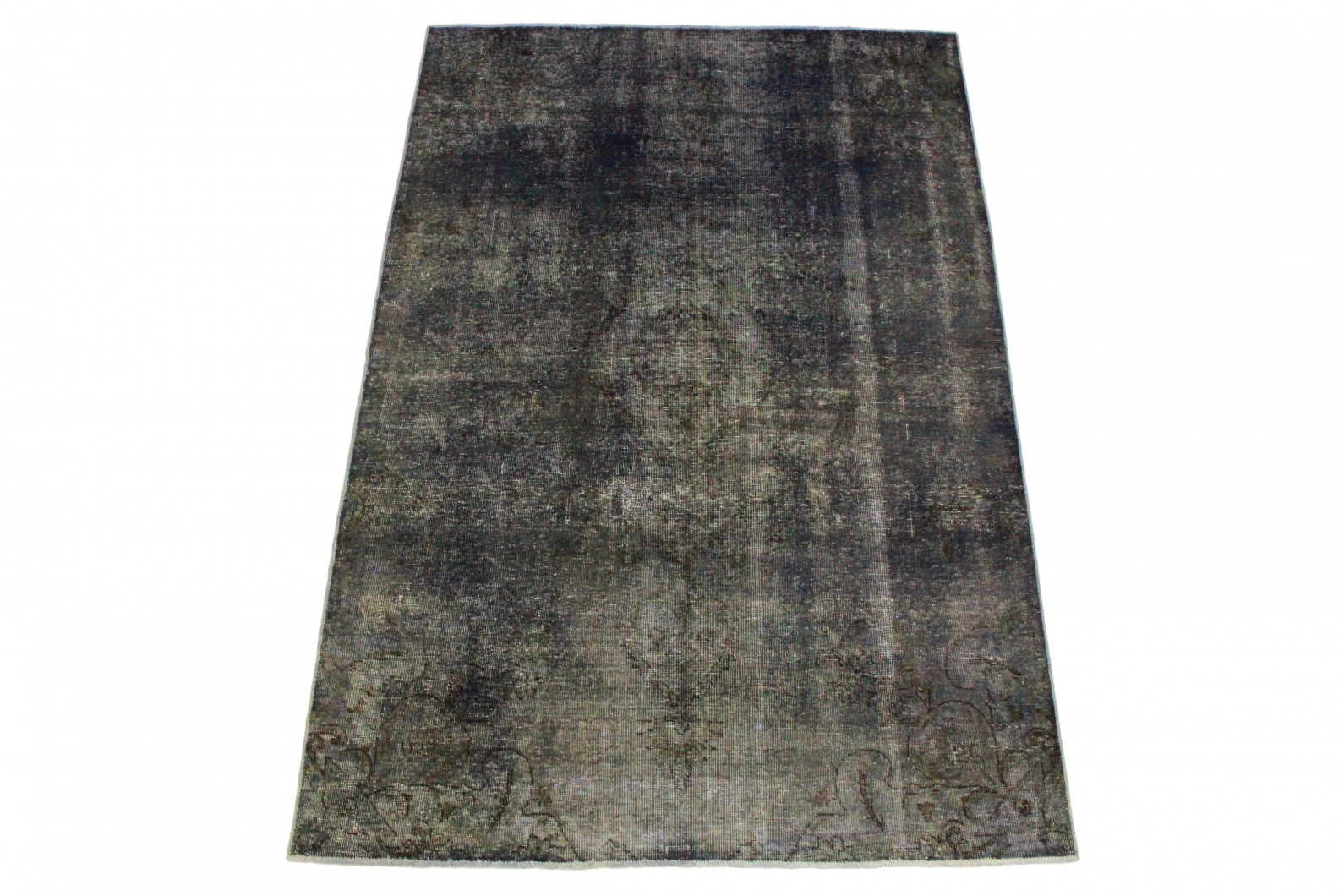 vintage teppich blau grau in 250x170 1001 3513 bei. Black Bedroom Furniture Sets. Home Design Ideas