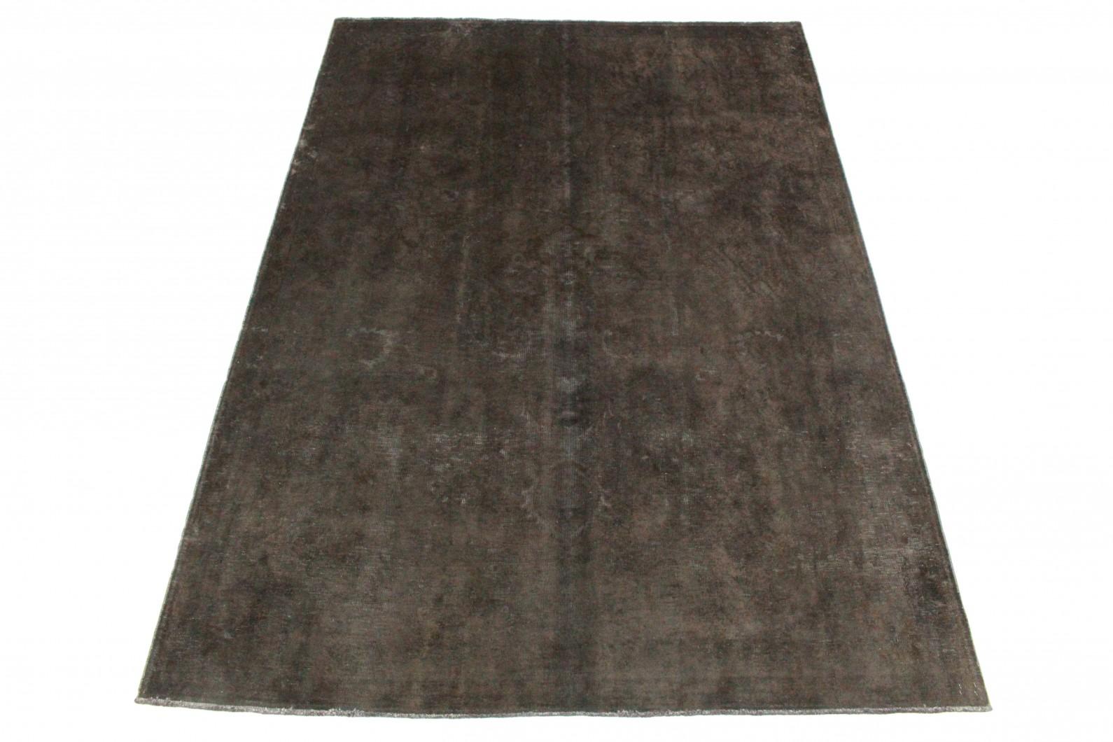 Vintage Teppich Schwarz in 310x220 (1 / 4)