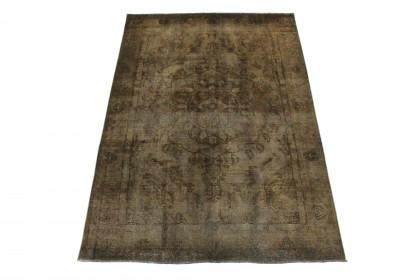 Vintage Teppich Grau in 260x190
