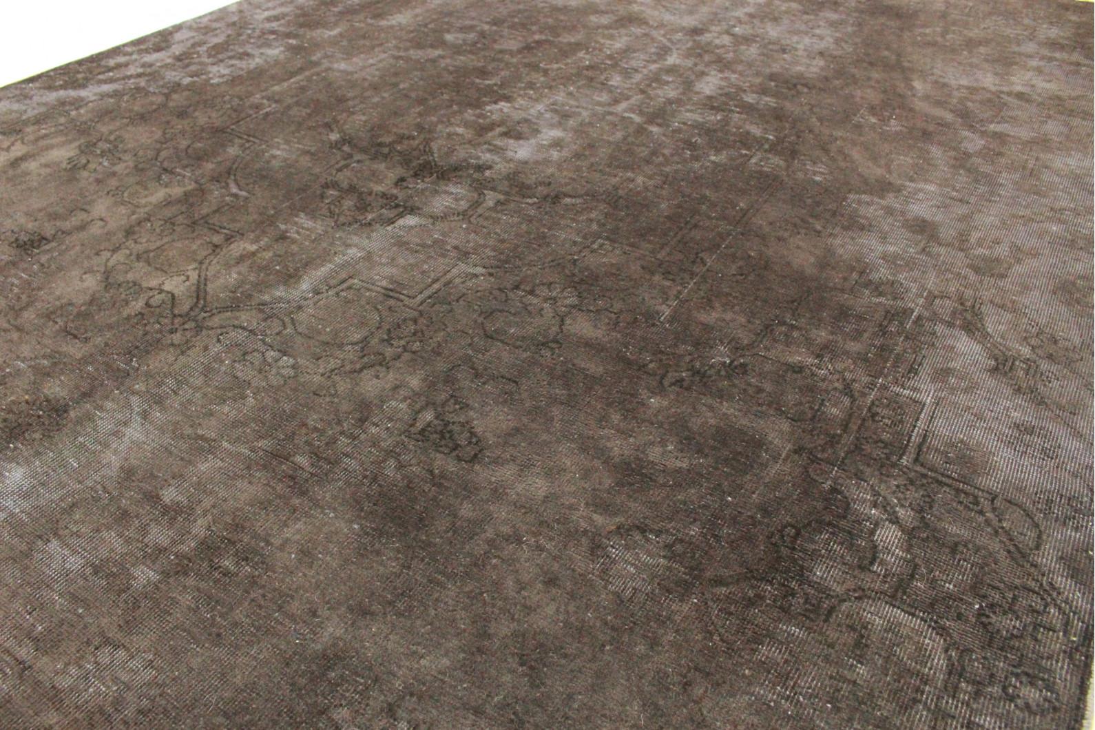 vintage teppich grau schlamm in 280x210 1001 3523 bei kaufen. Black Bedroom Furniture Sets. Home Design Ideas