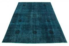 Vintage Rug Blue in 380x290