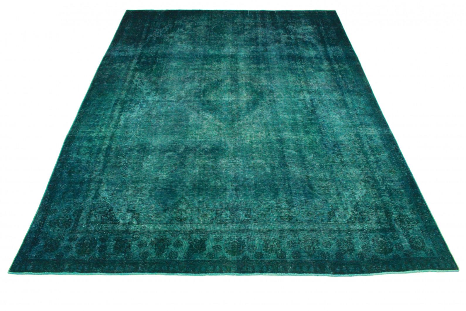 vintage teppich t rkis in 400x300 1001 3534 bei kaufen. Black Bedroom Furniture Sets. Home Design Ideas