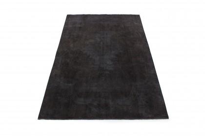 Vintage Teppich Schwarz in 300x170