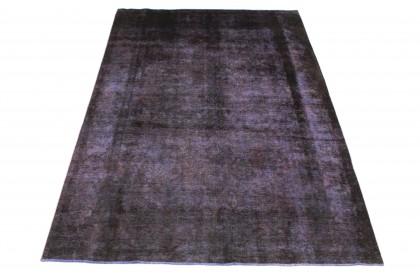 Vintage Teppich Lila in 330x220