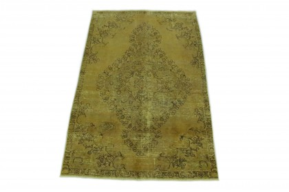 Vintage Teppich Gold in 230x150