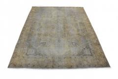 Vintage Teppich Grau Beige in 380x300