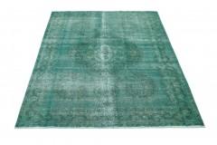 Vintage Teppich Türkis in 300x220