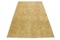 Vintage Teppich Gold Braun in 350x200