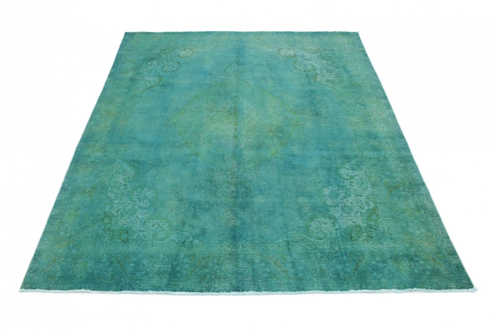 Vintage Rug Turquoise in 390x280 (1 / 6)