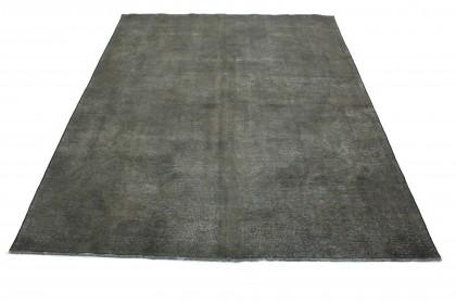 Vintage Teppich Grau in 380x280