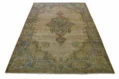 Vintage Teppich Beige in 390x280