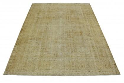 Vintage Teppich Beige in 350x270
