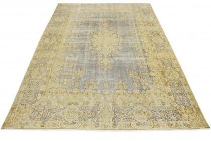 Vintage Teppich Beige in 430x300