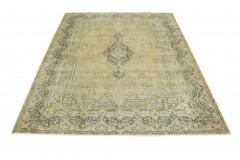 Vintage Teppich Beige in 390x310
