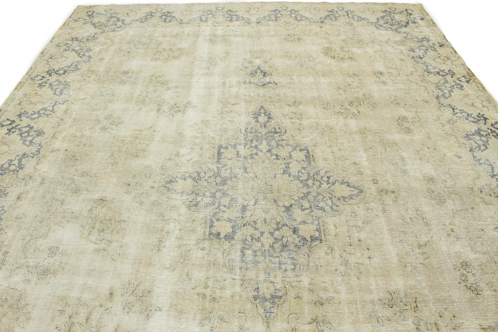 vintage teppich beige blau in 430x300 1001 3858 bei kaufen. Black Bedroom Furniture Sets. Home Design Ideas