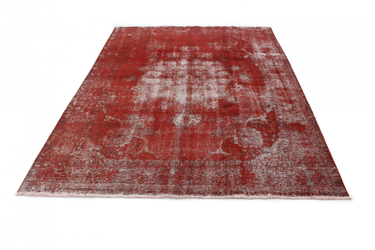 Vintage Teppich Rot in 330x240 (1 / 4)